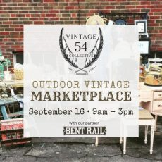 Outdoor Vintage Marketplace