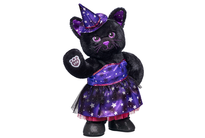 build-a-bear-night-sky-kitty