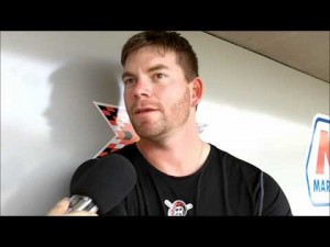 Indianapolis Indians Pitcher Rudy Owenson Naptown Buzz #62