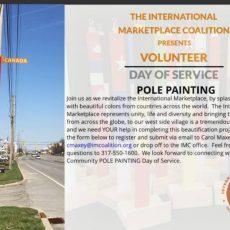 Pole Painting
