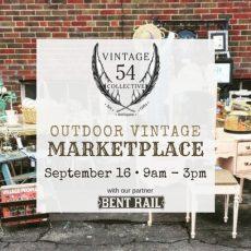Outdoor Vintage Marketplace