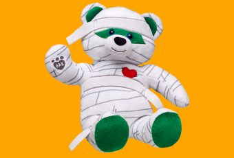 Build-A-Bear: Mummy Teddy