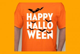 CustomInk Halloween T-Shirts