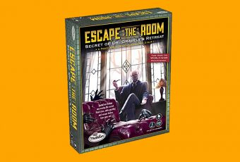 Escape the Room: Secret of Dr Gravely's Retreat