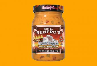 Mrs. Renfro's Ghost Pepper Nacho Cheese Sauce
