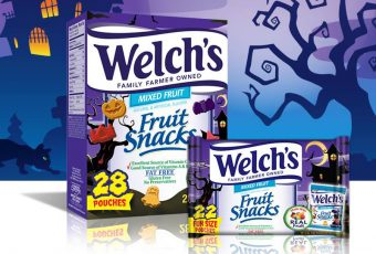 Welch's Halloween Fruit Snacks
