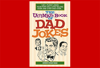 Ultimate Book of Dad Jokes - 2016 Holiday Gift Guide