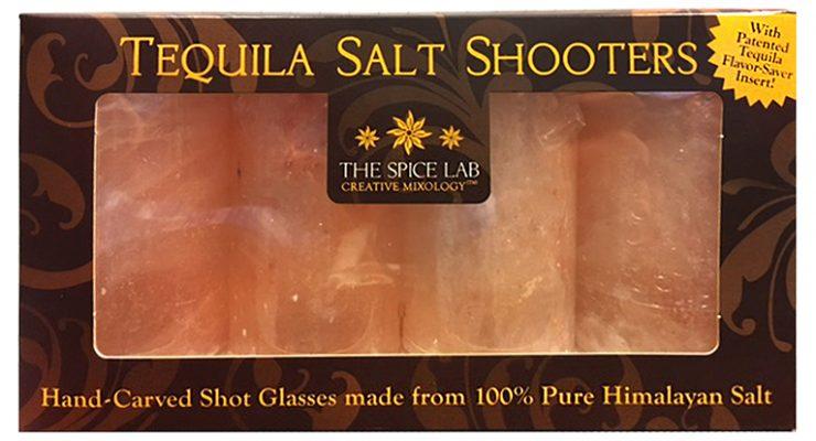 Himalayan Pink Salt Shot Glasses