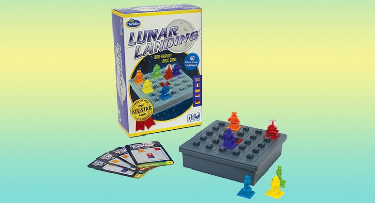 91fb7c200e5 This zero-gravity logic game is part of ThinkFun s All Star Logic Games  collection