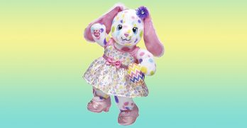 Build-A-Bear: Spotty Dotty Bunny