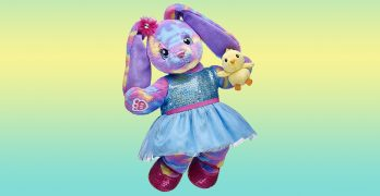 Build-A-Bear: Spring Splash Bunny
