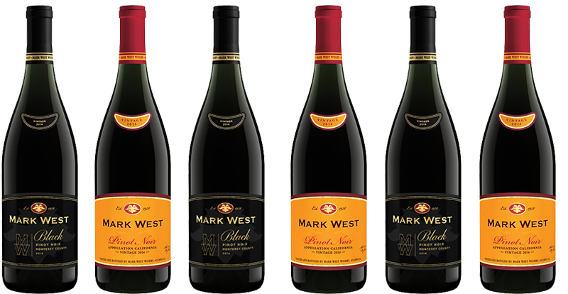 Mark West Black & California Pinot Noir